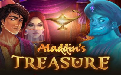 slot aladdin's treasure